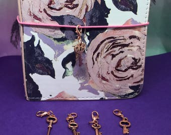 Rose Gold Planner charms