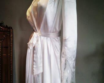 Silk robes silk robes long silk dressing gown black silk robe