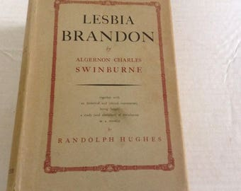 Lesbia Brandon. 1952 Edition.