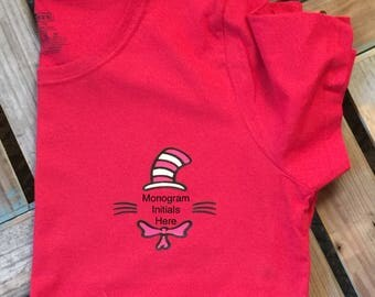 Dr. Suess Monogram T-Shirt