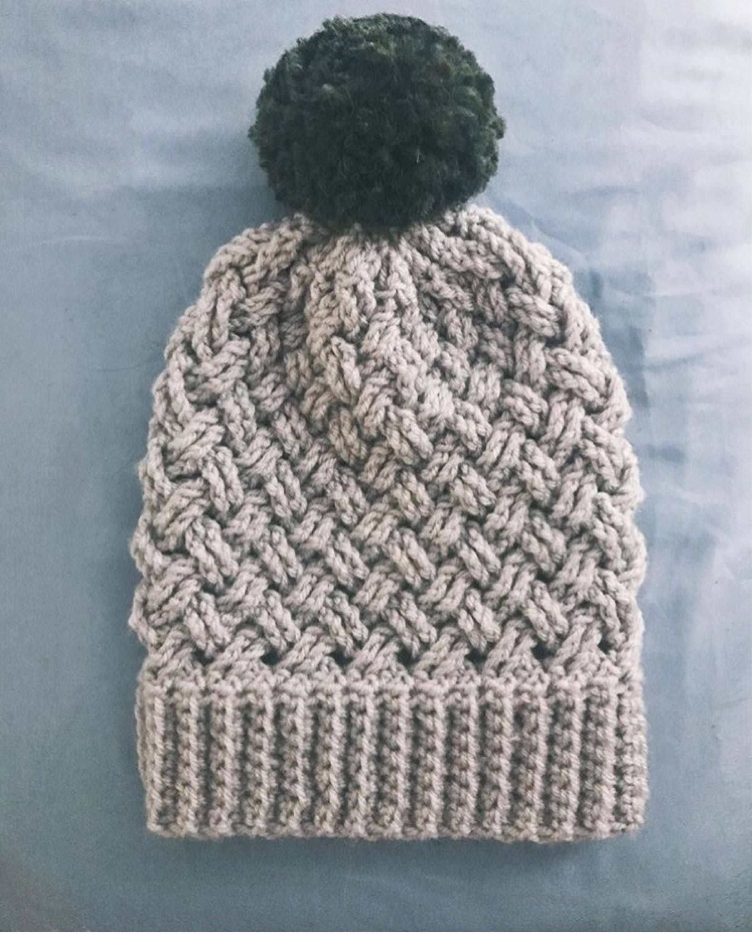 Aspen basket weave beanie crochet pattern intermediate level aspen basket weave beanie crochet pattern intermediate level crochet hat pattern bankloansurffo Choice Image