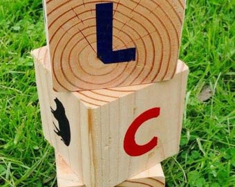 Left-Right-Center Game