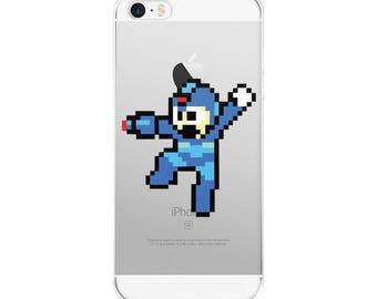 """CaseNerd Standard """"8 Bit Mega"""" iPhone Case"""