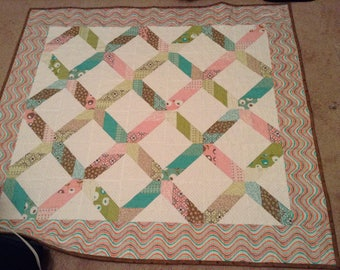 Baby or lap quilt