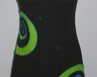 SPIRAL ~ Handmade Cotton Summer Dress!
