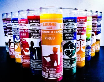 Horoscope Candles