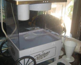 1990s Snow Cone Machine