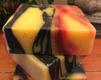 Handmade Soap Gobi Gold Blend Coldpress