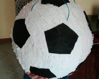 FOOTBALL PINATA - football pinata - football - ball- pinata football