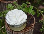 Crema Facial para Piel Seca - crema natural, crema artesanal, muy hidratante y nutritiva, ideal para pieles secas y dañadas.