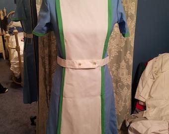 Vintage nurse uniform