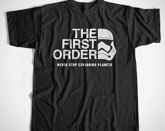 T-Shirt the first order