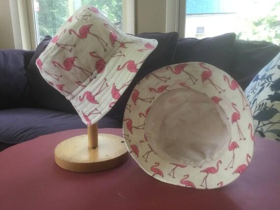 Flamingos and Cream