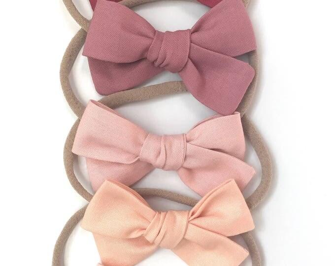Sloane Headbands || Multiple colors