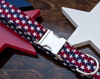 Star Spangled Collar