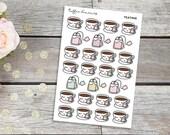 Teatime Doodles