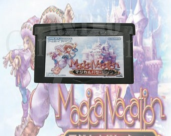 Magical Vacation fan made English translation GBA RPG