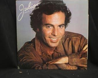 Julio Iglesias Julio - Columbia Records Promo Album  1983