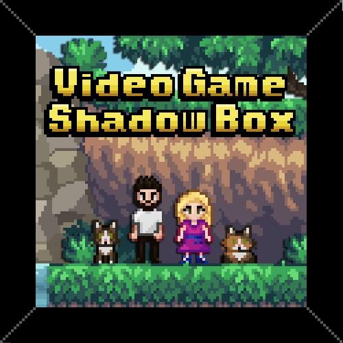 VideoGameShadowBox