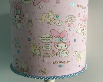 My Melody lampshade