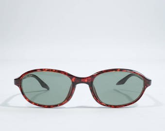 RAY-BAN - Plastic spotted sunglasses