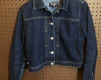 Vintage Polo Ralph Lauren Jeans Co. Denim Jacket Women's Medium