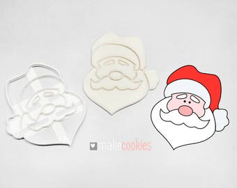 Santa Claus 13 Cookie Cutter