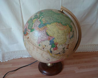 Globe / world map