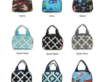Lunchbox-Lunch box-Lunch tote-Insulated Lunch Tote-Insulated-Insulated Bag-Lunch-Bag