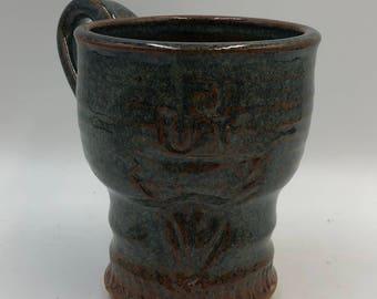 UU Blue Mug