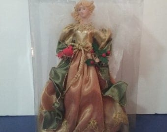 Vintage NEW! 15' Angel Tree Topper