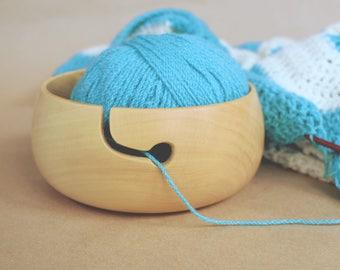 Huon Pine Yarn Bowl