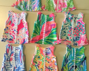 Lilly pulitzer american girl and bitty baby doll dresses