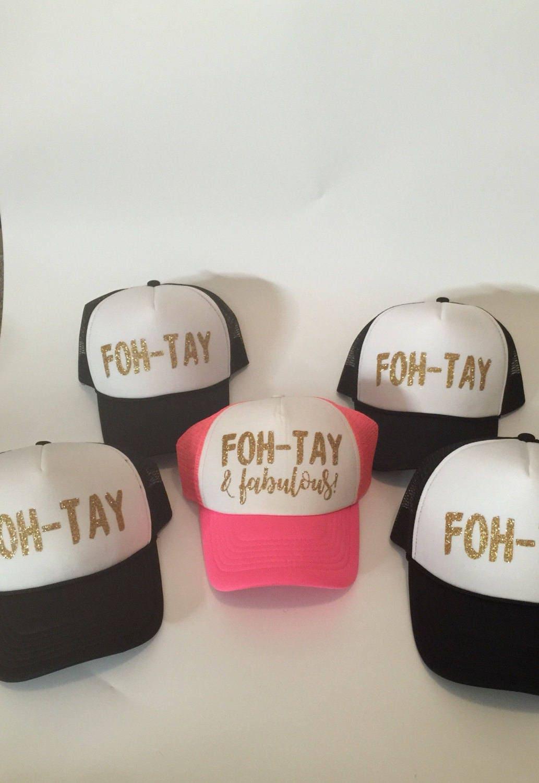 40th Birthday Shirt Gift Hat Bachelorette Hats