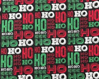 HoHoHo, Christmas, Slide over the Collar