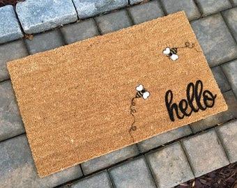 Come On In We Re Not Ready Custom Doormat Doormats With