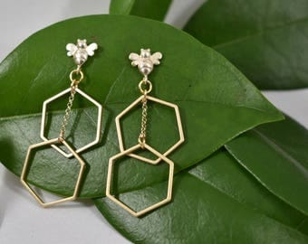 The Bee's Knees Earrings