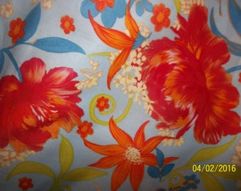 Happy Go Lucky- Well Worth Waiting For 100% Cotton Fabric #27