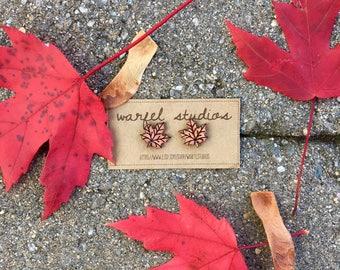 Maple Leaf Studs
