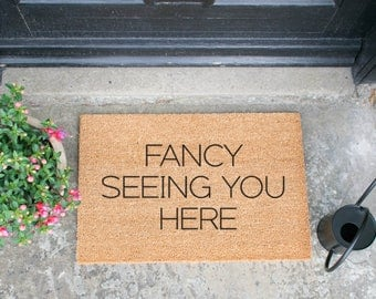 Fancy Seeing You Here - Handmade in the UK