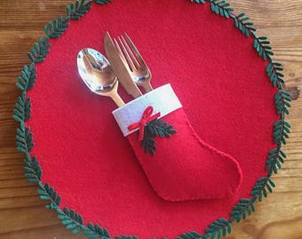 Table marker + stand for cutlery-PROMOTION