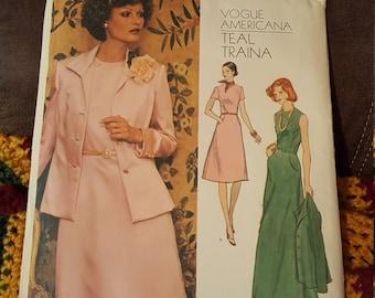 Vintage Vogue #1184 size14