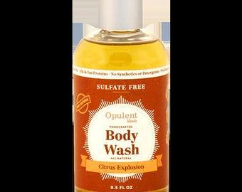 Natural Body Wash - Citrus