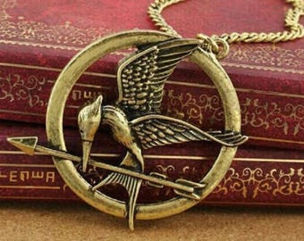 Hunger Games necklace