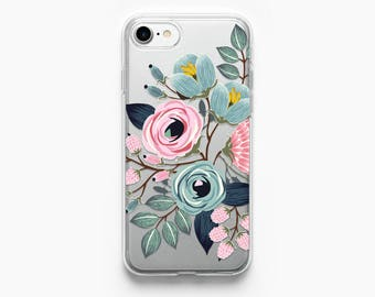 iPhone 7 Case Floral iPhone 6 Case iPhone 7 Plus Case iPhone 6 Plus Case iPhone 6s Case iPhone 5s Case iPhone 6s Plus Case Flowers Vintage
