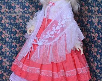 "Bjd dress for dolls BJD MSD ""Exquisite"""
