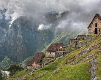 Machu Picchu Photo Print