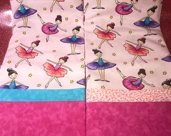 Ballet Ballerina Pillowcase