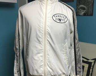 New York Yankees baseball with hoodies