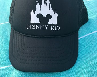 Disney Kid Trucker Hat